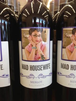 Mad Housewife Wine