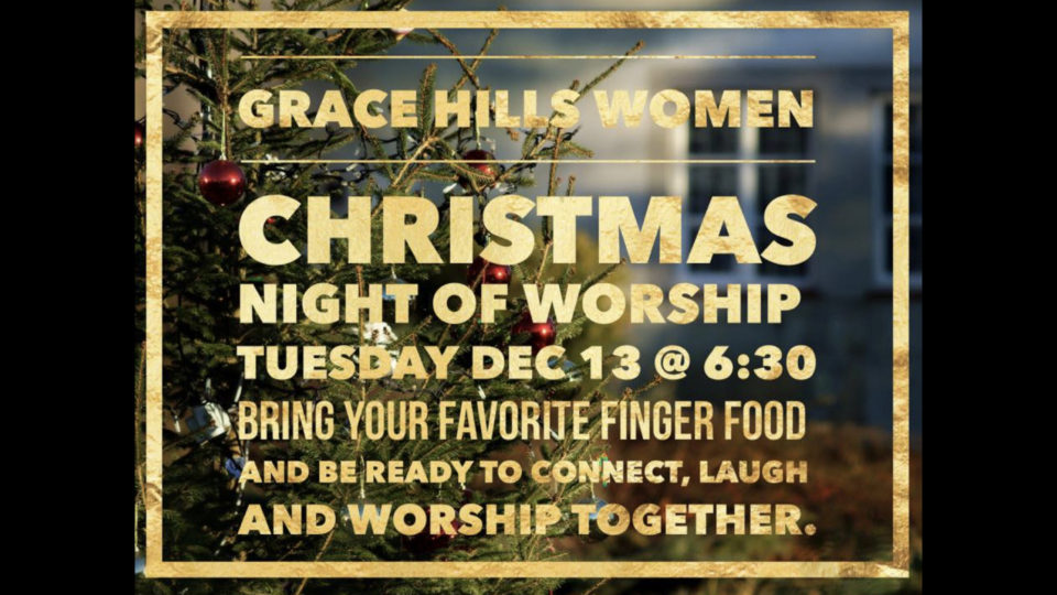 Womens Night of Worship