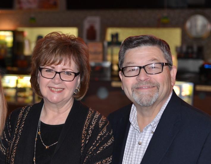 Danny and Carolyn Kirk