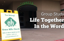 Life Together In the Word