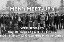 Mens Meetups