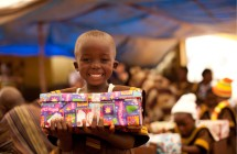"<span class=""entry-title-primary"">Get Involved: Operation Christmas Child</span> <span class=""entry-subtitle"">Join our kids' ministry in serving children around the world!</span>"
