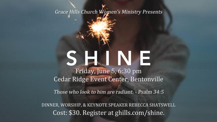 Shine 2015 Poster