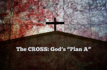 This Weekend at Grace Hills, We're Talking About the Cross: God's Plan A