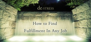 Find Fulfillment at Work